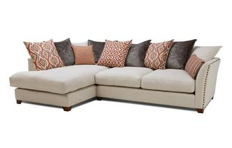 Right Hand Facing Arm Medium Corner Sofa Stanton