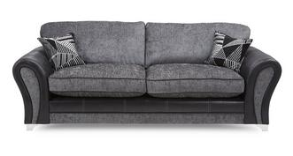 Starlet 4-zits sofa met vaste rugkussens
