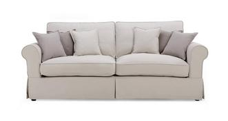 St Ives Grande Formal Back Sofa
