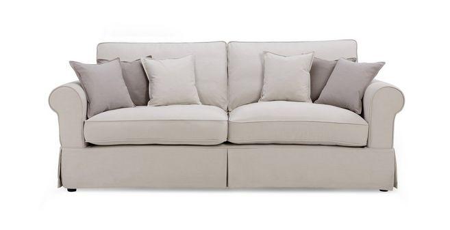 Stupendous St Ives Formal Back 4 Seater Sofa Machost Co Dining Chair Design Ideas Machostcouk