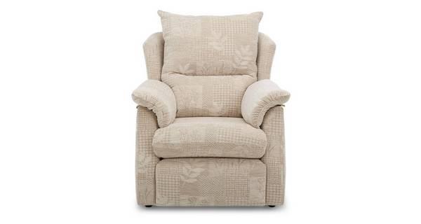 Stow Kleine elektrische recliner stoel