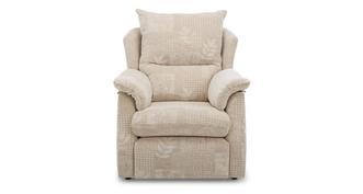Stow Kleine handbediende recliner stoel