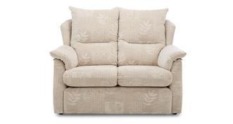 Stow Fabric C 2 Seater Sofa