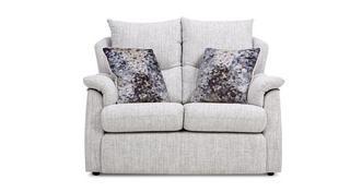 Stow Fabric D 2 Seater Sofa
