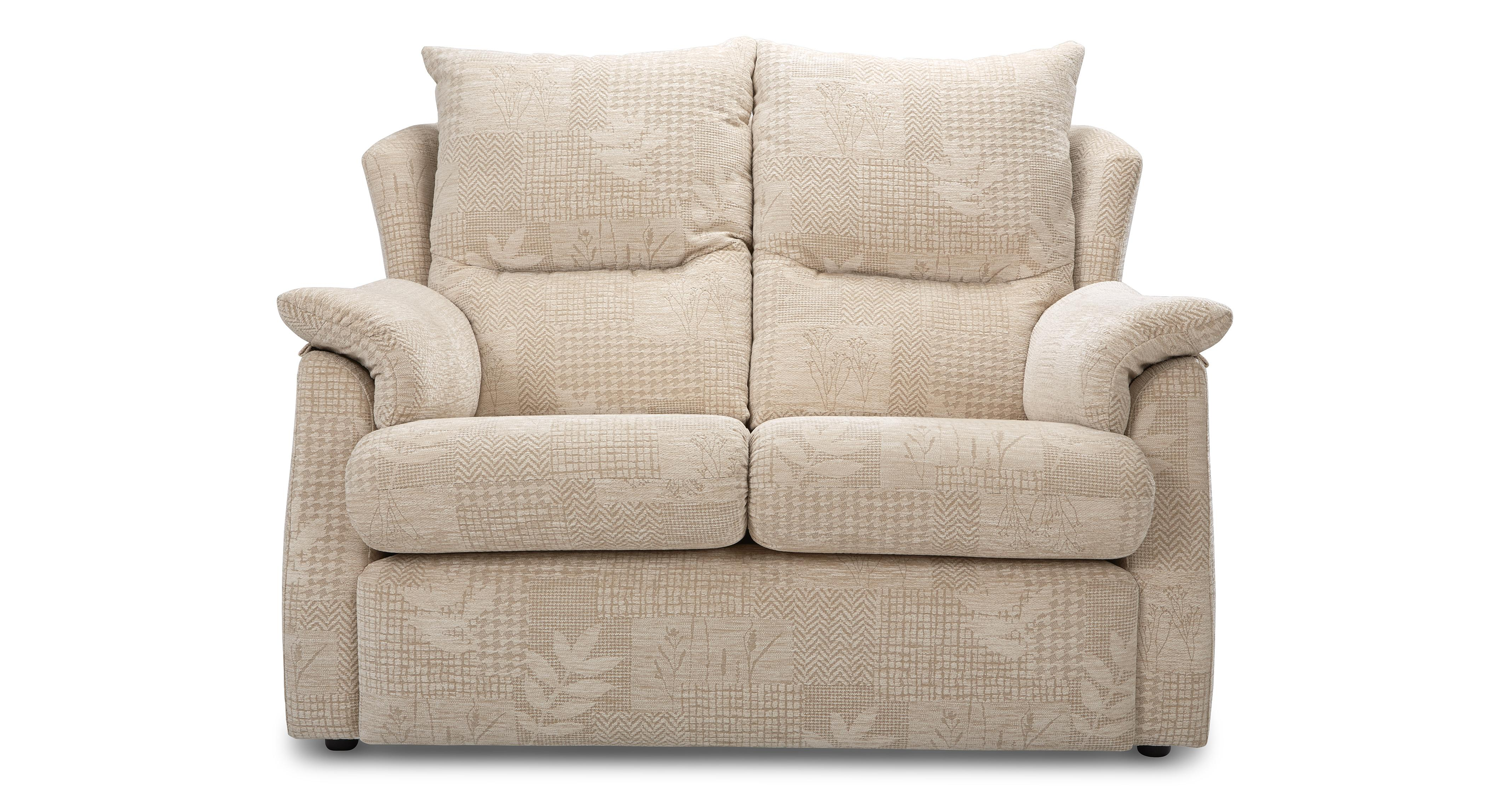 Stow Fabric C Small 2 Seater Sofa G Plan Fabric C