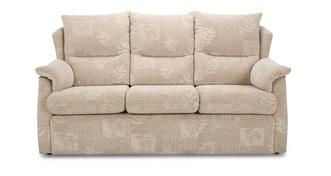 Stow Fabric C 3 Seater Sofa