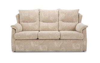 Fabric C 3 Seater Sofa