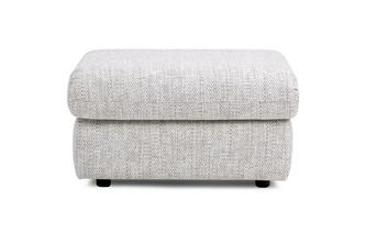 Fabric D Storage Footstool G Plan Fabric D