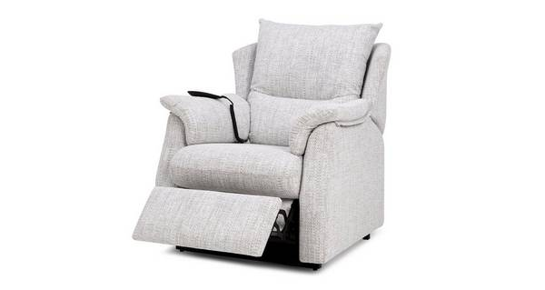 Stow Clearance Rise and Tilt Electric Recliner Chair