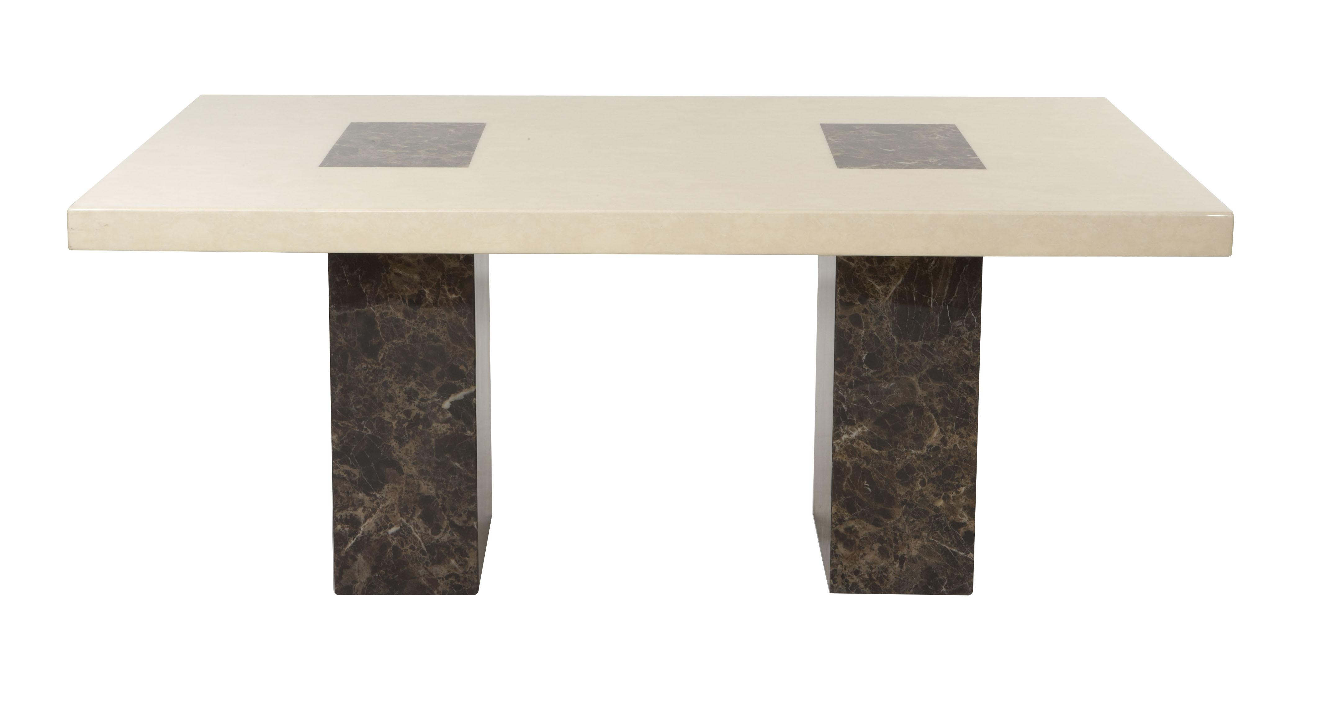 Strasbourg Rectangular Table Strasbourg Marble DFS : strasbourgtbstrasbourgmarblecreamanddarkmarbleview1 from www.dfs.co.uk size 4273 x 2268 jpeg 241kB