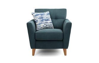 Boucle Armchair