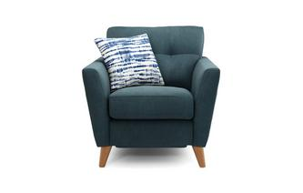 Boucle Motion Chair