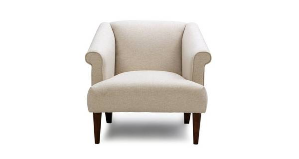 Sublime Plain Accent Chair