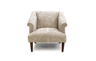 Block Accent Chair Sublime