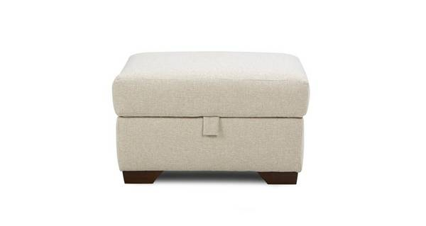 Sublime Storage Footstool