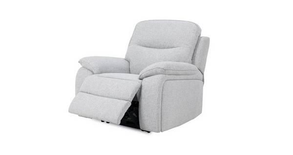 Superb Handbediende recliner stoel