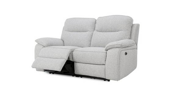 Superb 2-zits elektrische recliner