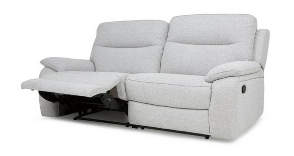 Superb 3 Seater Manual Recliner