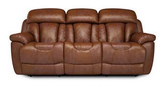 Supreme 3-zitter handbediende recliner