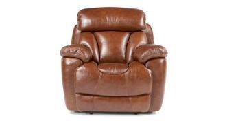 Supreme Handbediende recliner stoel