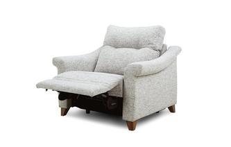 Manual Recliner Cuddler Sofa