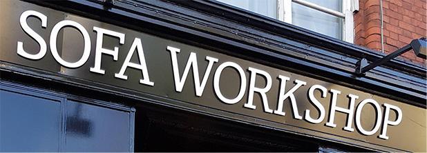 Sofa Workshop Store Front