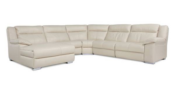 Swift Left Hand Facing Chaise Electric Corner Sofa