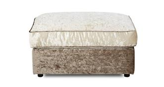 Synergy Large Storage Footstool