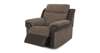Tawny Handbediende recliner stoel
