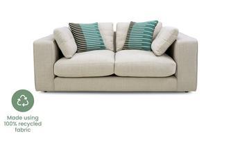 Chenille 2 Seater Sofa