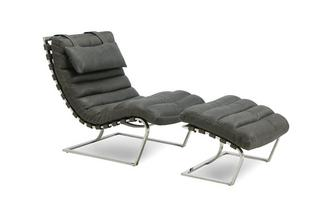 Hand Tipped Chaise Set
