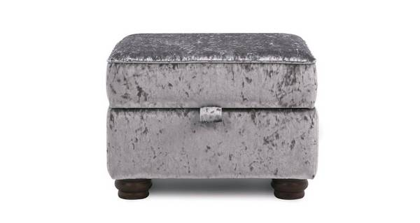 Thelma Storage Footstool