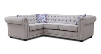 Thelma Right Hand Facing Arm 2 Seater Corner Sofa