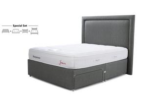 King 2 Drawer Divan Set
