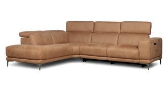 Tholen Rechtszijdige 2-delige elektrische recliner hoek