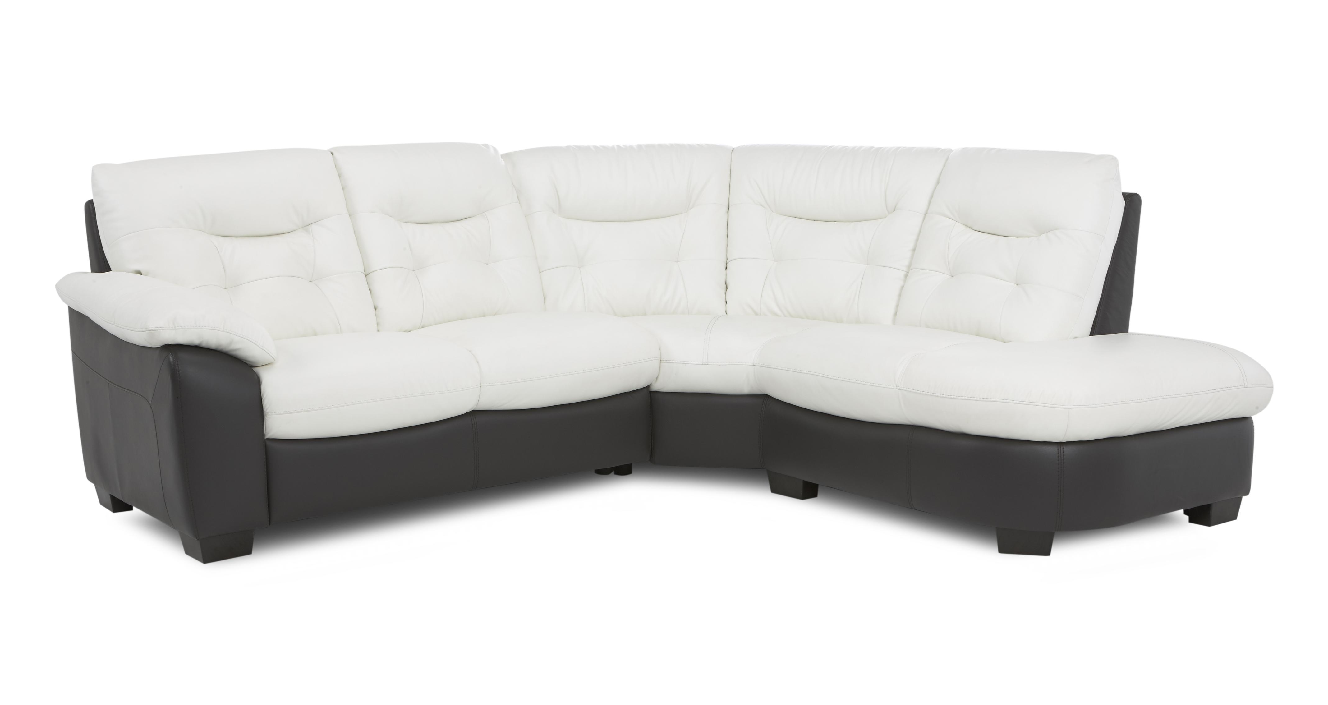Dfs Sofas Leather Corner