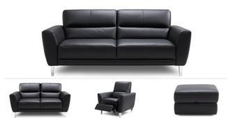 Tiago Clearance 3 & 2 Seater Sofa, Power Chair & Stool