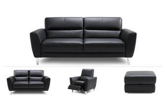 3 & 2 Seater Sofa, Power Chair & Stool