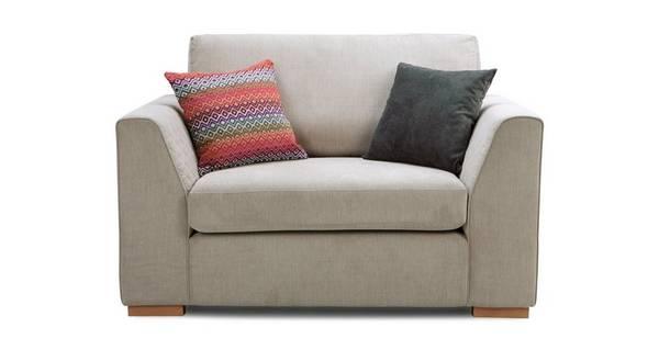 Tiki Cuddler Sofa