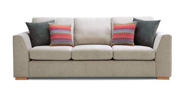 Tiki 4 Seater Sofa
