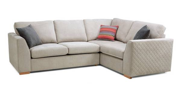 Tiki Left Hand Facing 2 Seater Corner Sofa