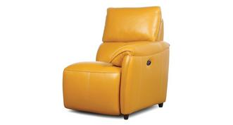 Timor RHF Arm 1.5 Seat Power Recliner
