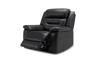 Manual Recliner Chair Premium