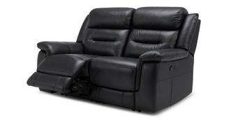 Tinsley 2 Seater Manual Recliner