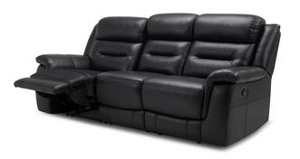Tinsley 3 Seater Manual Recliner