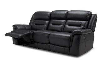 3 Seater Manual Recliner Premium
