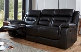 Tinsley 3 Seater Manual Recliner Premium