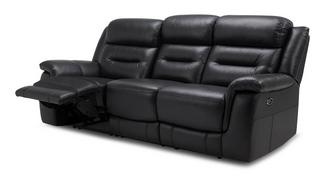 Tinsley 3 Seater Power Plus Recliner