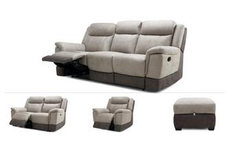 Tivolli Clearance 3 Seater Manual, 2 Seater Power Recliner, Power Chair & Stool Arizona