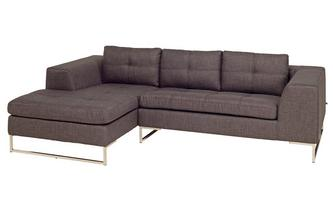Left Hand Facing Chaise End Sofa